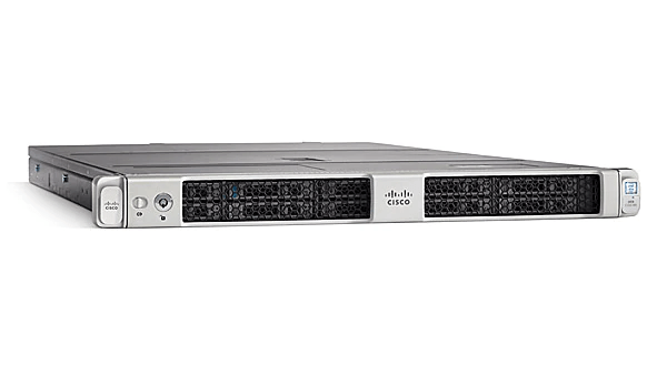 1_Servidor en rack Cisco UCS C220 M5