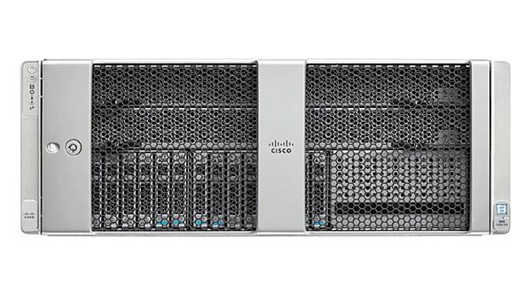 3_Servidor en rack Cisco UCS C480 M5